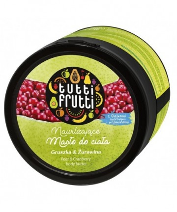 Pear & Cranberry body butter